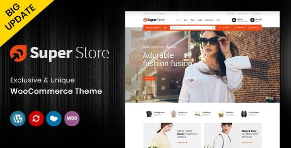 Super Store - Multipurpose WooCommerce Theme 7