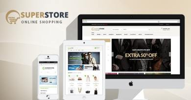 SuperStore - Woocommerce WordPress Theme 3