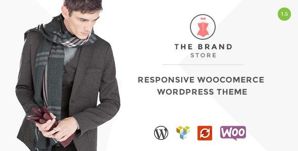 The Brand - Responsive WooCommerce WordPress Theme 1