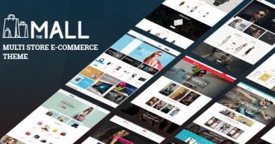 TheMall - Premium WooCommerce Multipurpose Theme 10