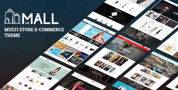 TheMall - Premium WooCommerce Multipurpose Theme 1