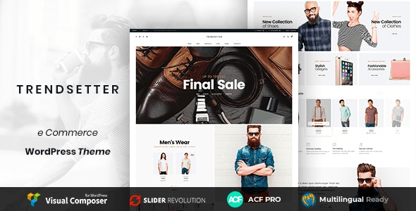 Trendsetter - WooCoomerce Modern Fashion Store 9