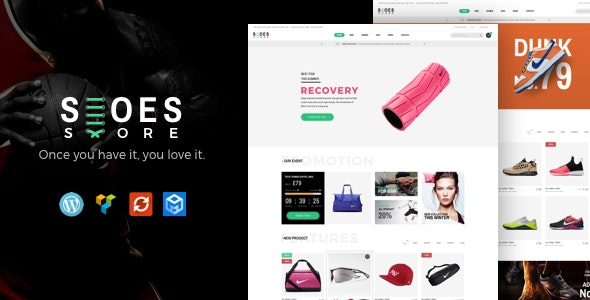 Trueshoes - Responsive WooCommerce WordPress Theme 1