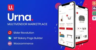 Urna - All-in-one WooCommerce WordPress Theme 4