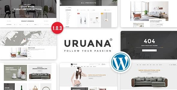 Uruana - Multi Store Responsive WordPress Theme 4