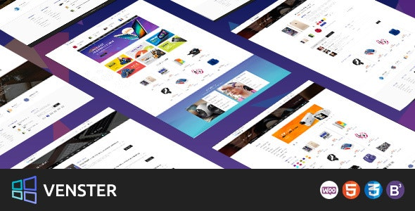 Venster - Computer Woocommerce WordPress Theme 1