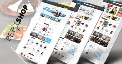 VG BetaShop - Kitchen Appliances WooCommerce Theme 2
