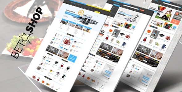VG BetaShop - Kitchen Appliances WooCommerce Theme 1