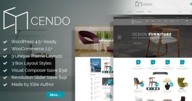 VG Cendo - WooCommerce WordPress Theme for Furniture Stores 5