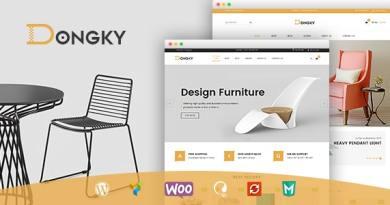 VG Dongky - Clean & Minimal WooCommerce WordPress Theme 4