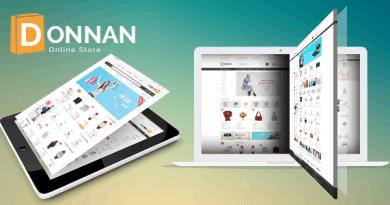 VG Donnan - Multipurpose Responsive WooCommerce Theme 3