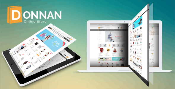 VG Donnan - Multipurpose Responsive WooCommerce Theme 1