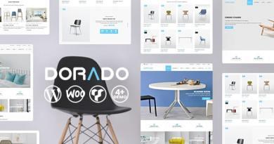 VG Dorado - Furniture Responsive WooCommerce Theme 4