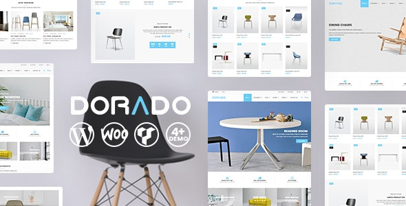VG Dorado - Furniture Responsive WooCommerce Theme 1