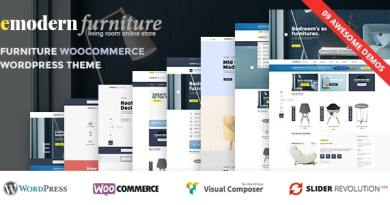 VG Emodern - Furniture Theme with 9 HomePages 4