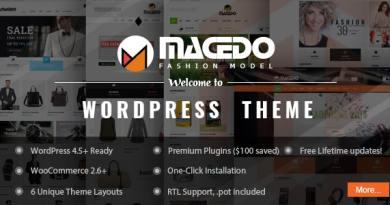 VG Macedo - Fashion Responsive WordPress Theme 4