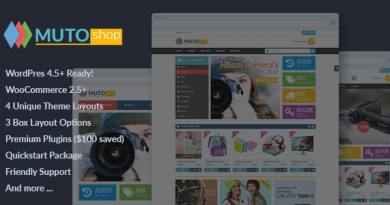 VG Muto - Mega Shop Responsive WooCommerce Theme 4