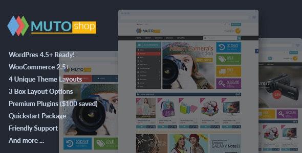 VG Muto - Mega Shop Responsive WooCommerce Theme 1