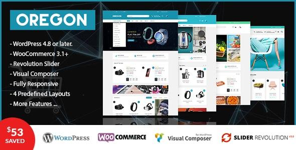 VG Oregon - Responsive WooCommerce WordPress Theme 1