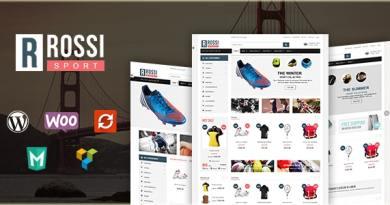 VG Rossi - Responsive WooCommerce WordPress Theme 4