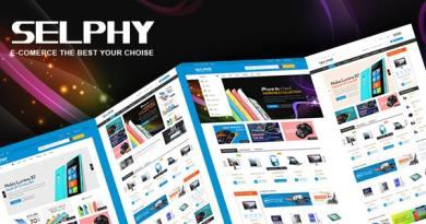 VG Selphy - Responsive WooCommerce WordPress Theme 2