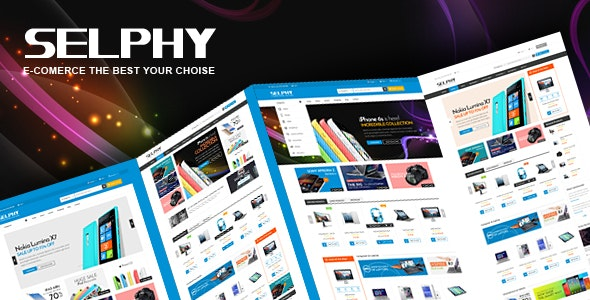 VG Selphy - Responsive WooCommerce WordPress Theme 1