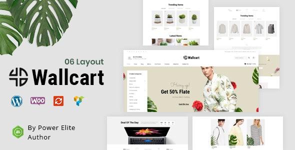 Wallcart - Multipurpose WooCommerce Theme 7