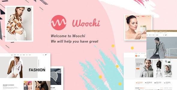 Woochi | Modern Fashion WooCommerce WordPress Theme 1