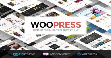 WooPress - Responsive Ecommerce WordPress Theme 3