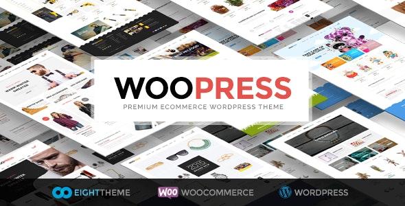 WooPress - Responsive Ecommerce WordPress Theme 1
