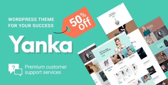 Yanka - Multipurpose eCommerce Theme 4