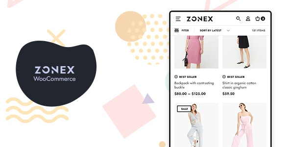 Zonex - Fashion WooCommerce WordPress Theme 8