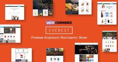 Zoo Everest - Multipurpose WooCommerce Theme 4