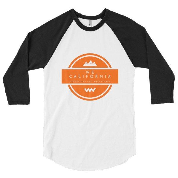 3/4 sleeve raglan shirt 1