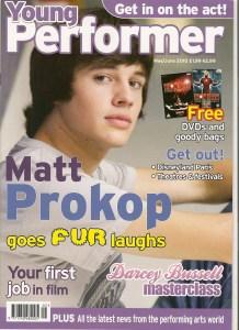Matt Prokop cover