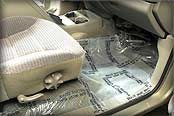 Auto Carpet Protection and Restoration