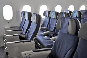 Aircraft Seat Restoration
