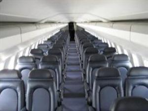 Interior of Concorde