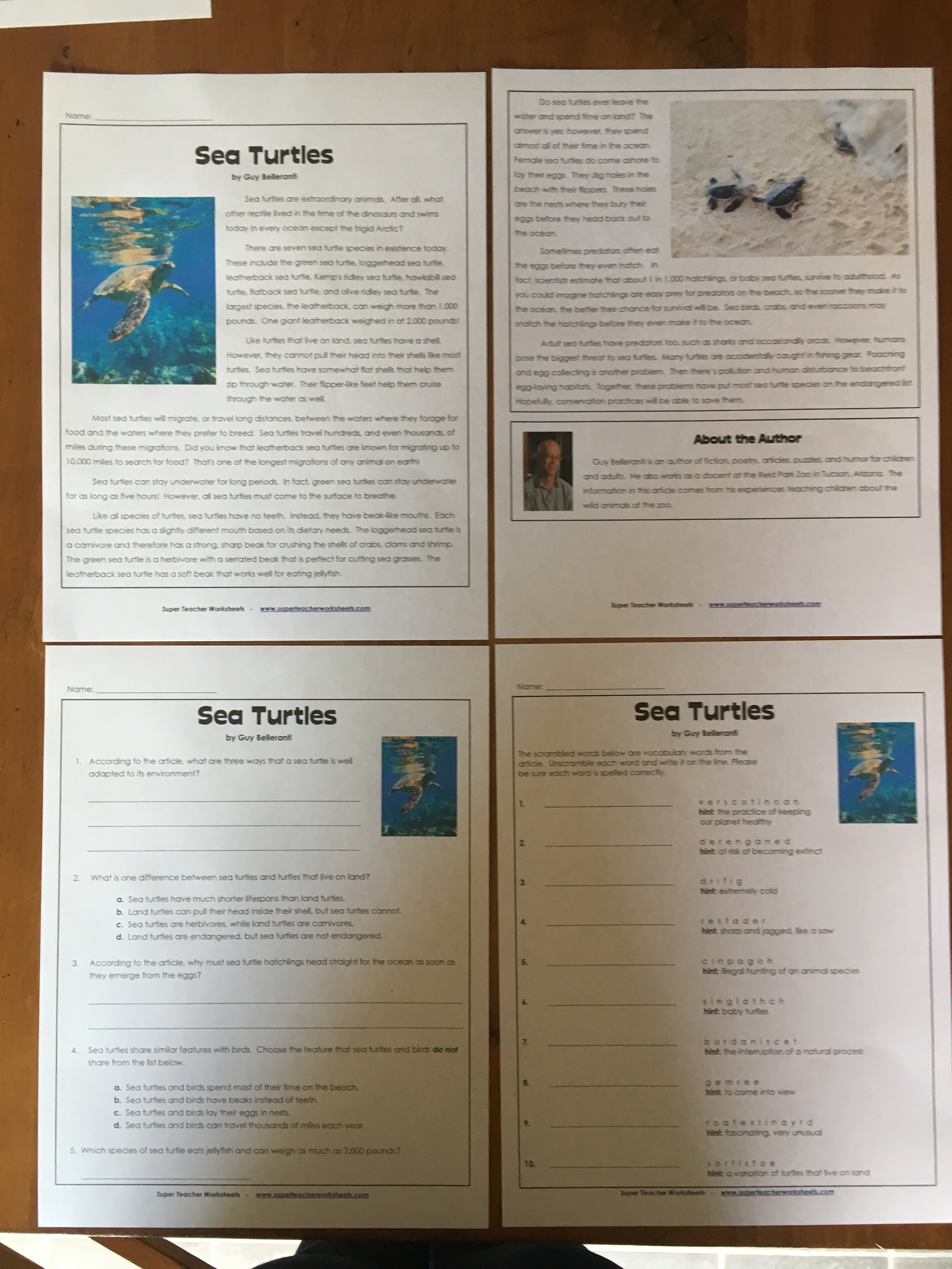 Super Teacher Worksheets Review We Can Hackett
