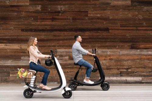 Sept 2018 - OjO Commuter Scooter