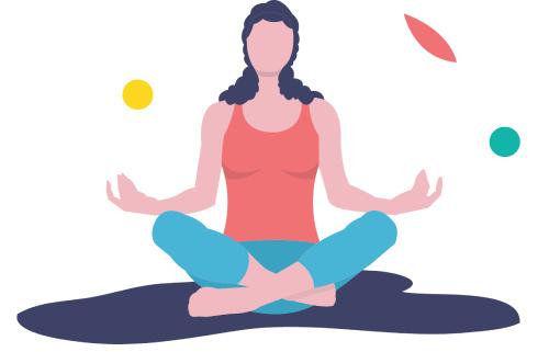 Do Yoga everyday!