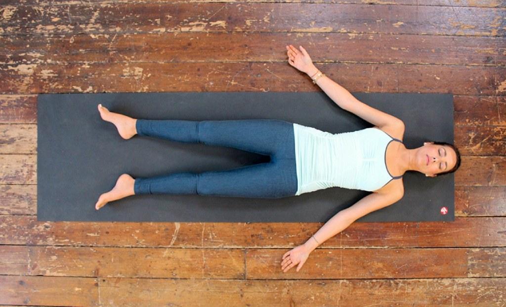 Yoga Name: Shavasana