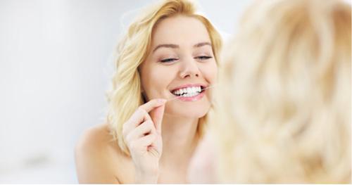 牙齒矯正者更要使用!居家口腔清潔專欄-牙線篇 | WECARE・康世維口腔美學