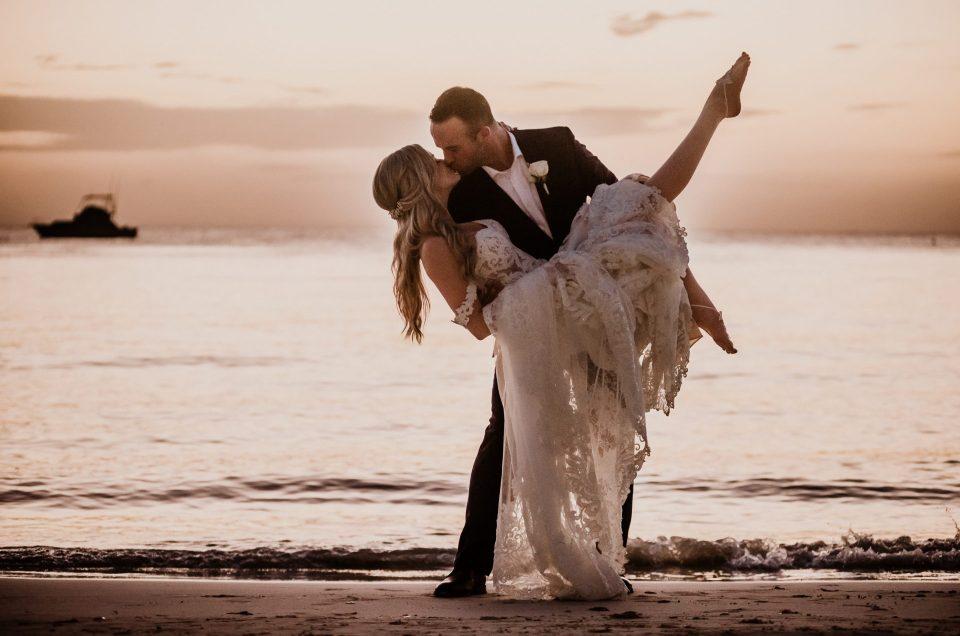savannah + joe, sandals negril wedding