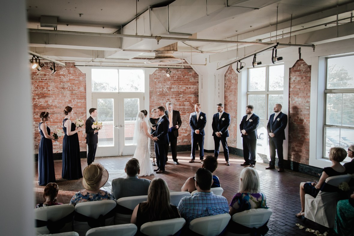 Mellwood Art Center Wedding Louisville KY