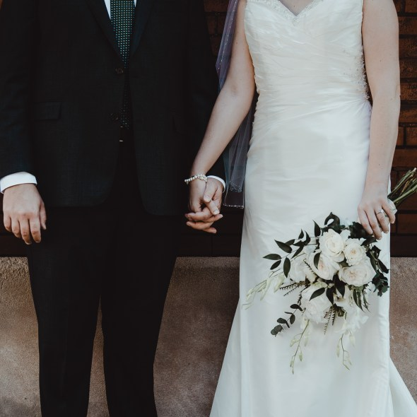 Louisville Church Wedding