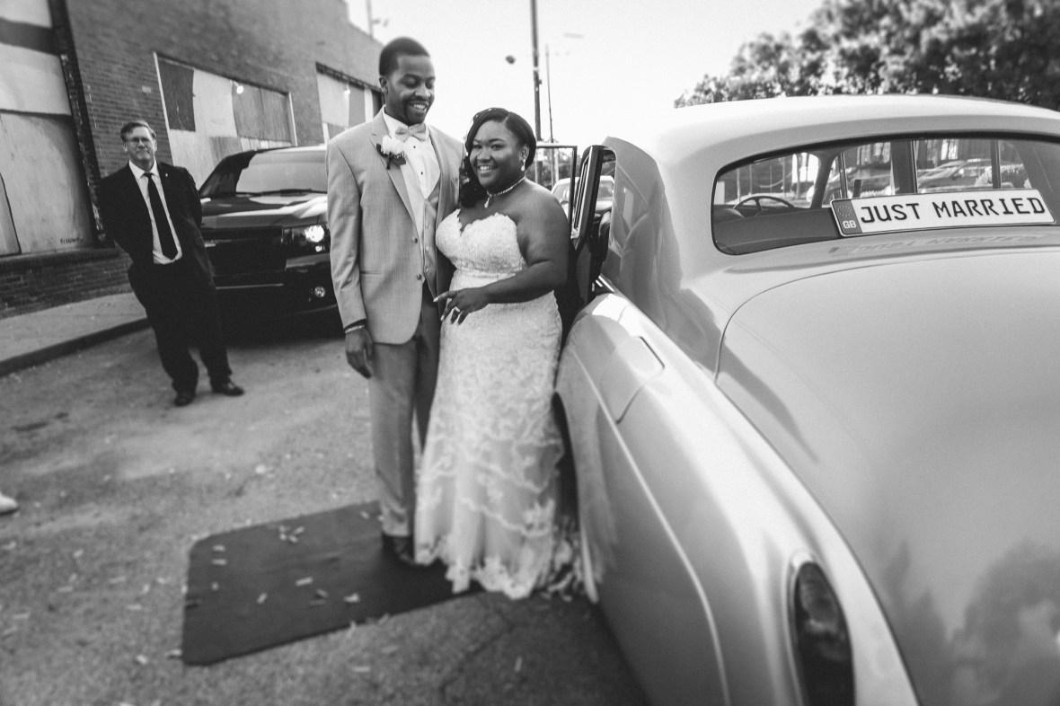 Mellwood Art Center Wedding Louisville Kentucky