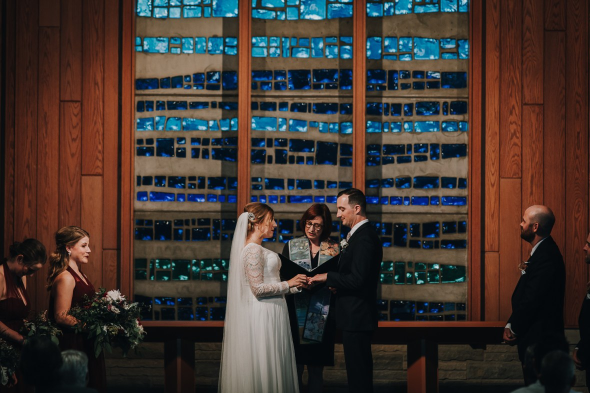 Caldwell Chapel Wedding Louisville Kentucky