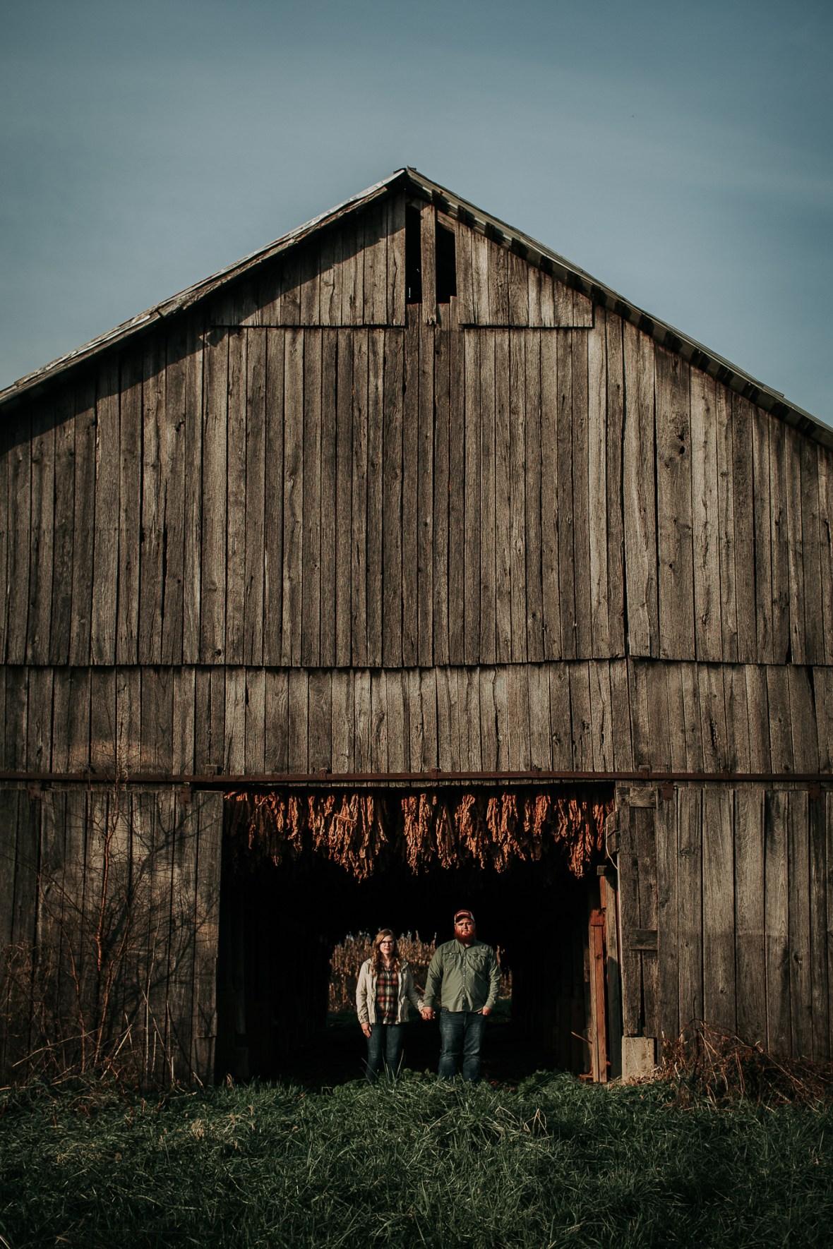Shelbyville Kentucky Engagement Photos