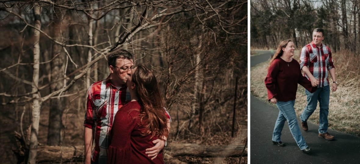19_WCTM5482ab_WCTM5519ab_Woodsy_Rustic_Floyds_Park_Engagement_Broad_Parklands_Fork_Photos_of_Run_Louisville_Kentucky